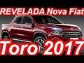 REVELADA R$ 76.500-R$ 116.500 Nova Fiat Toro 2017 132 cv-170 cv @ 4,915 metros #FiatToro