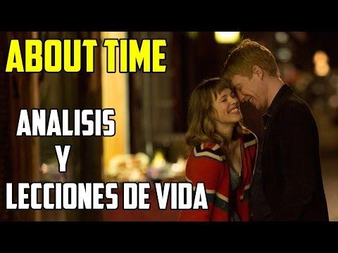 About time |  Análisis y Lecciones de vida |  Película Cuestión de tiempo | Viajes en el tiempo
