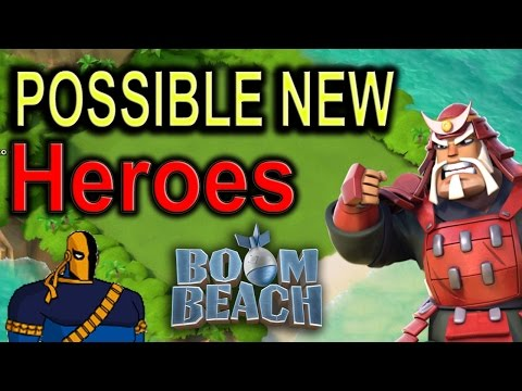 New Hero Possibilities | FREEZE MELEE TROOP |  Podcast | Boom Beach
