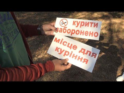 Чи дотримуються житомиряни заборони тютюнопаління в парках та скверах - Житомир.info