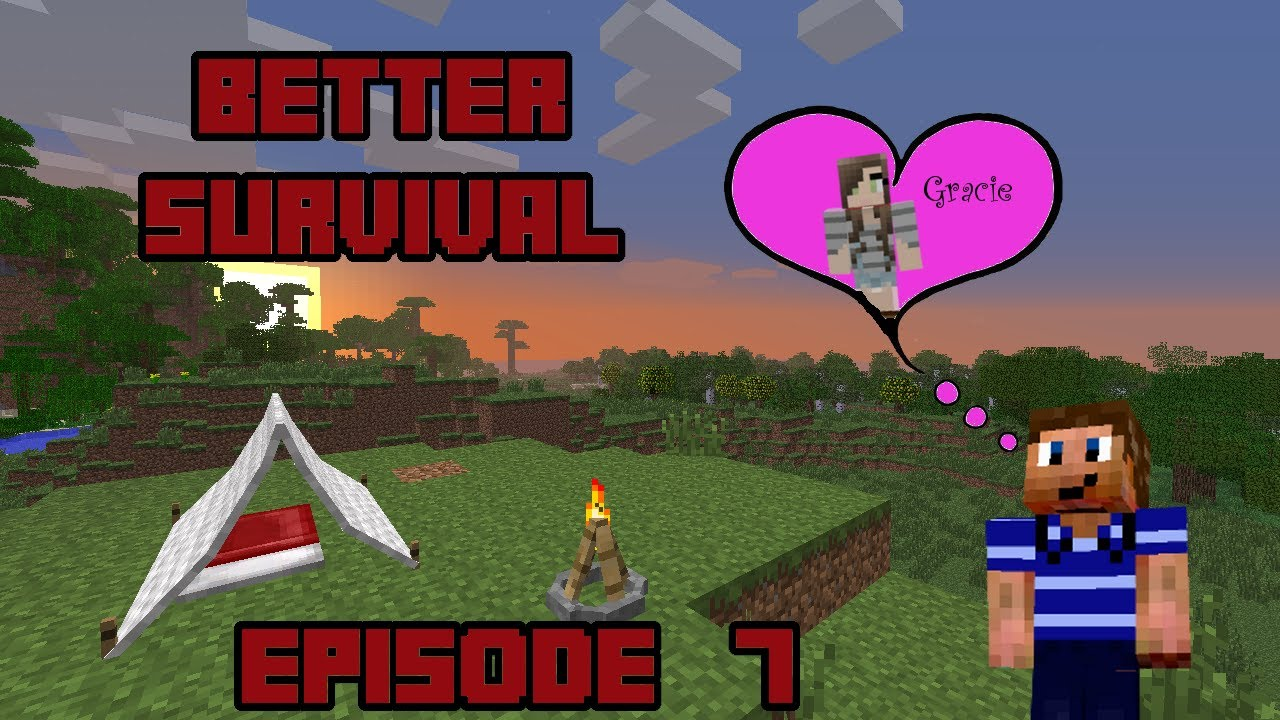 Better Survival Ep 7 Baby Time Minecraft Mod Pack