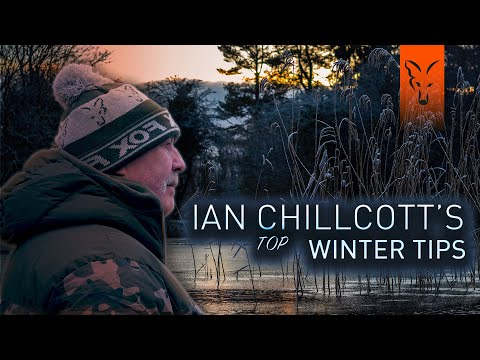 ***CARP FISHING TV*** Ian Chillcott's Top Winter Tips