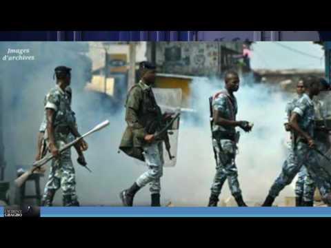 Cote d'ivoire : rebellion des rebelles (situation du 18 janvier 2017)