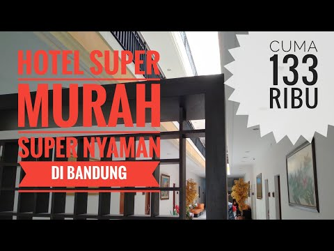 (review Hotel) Hotel Super Murah Super Nyaman Di Bandung Alqueby Hotel Ii Cheap Hotels In Bandung