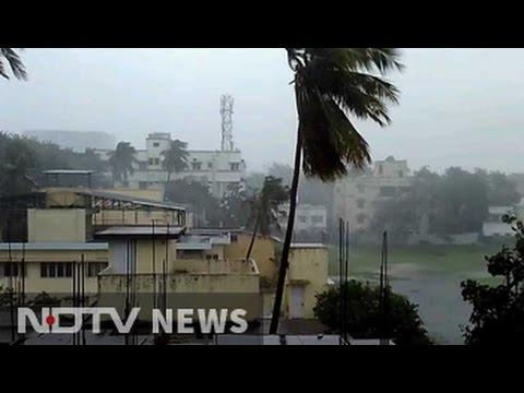 2 Dead As Cyclone Vardah Strikes Near Chennai
