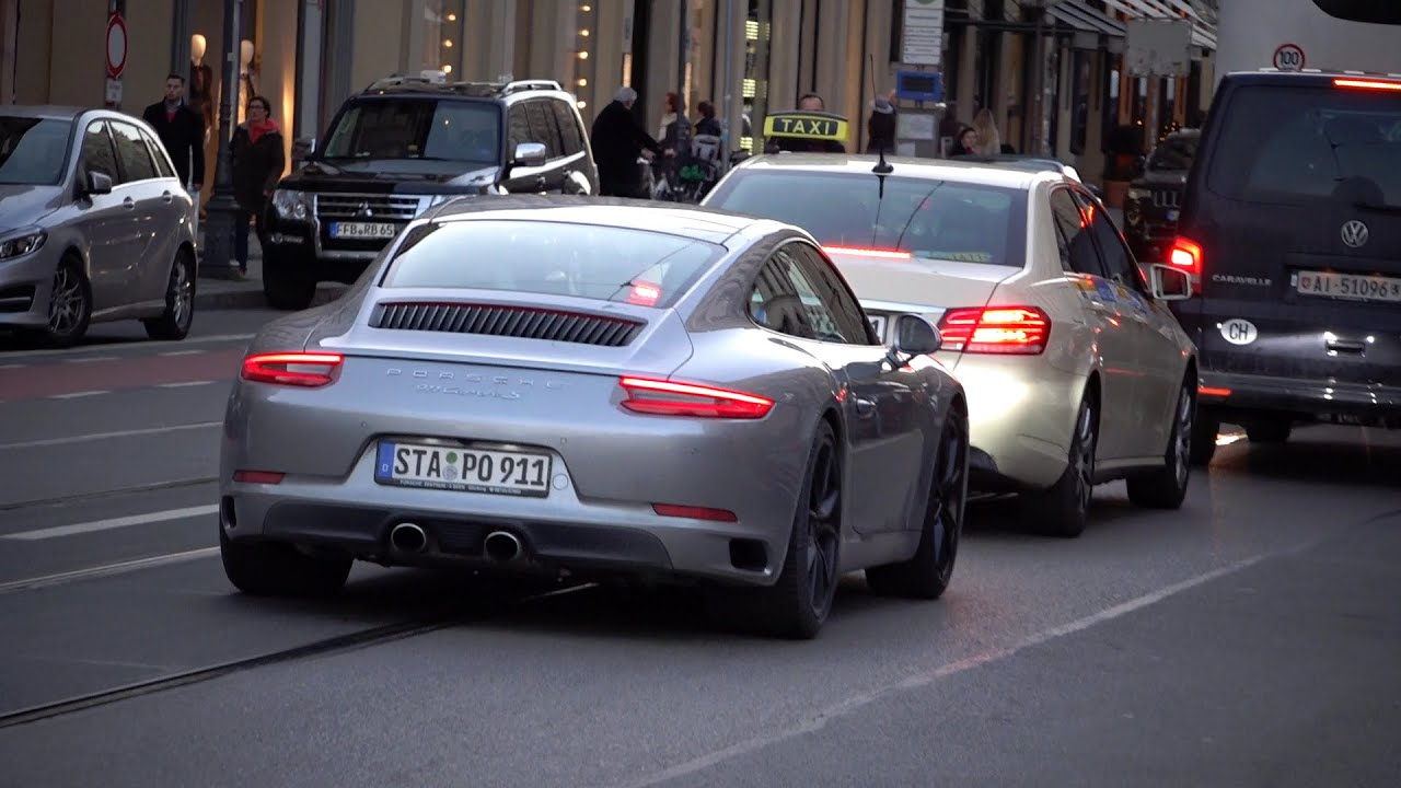 new 2016 porsche 911 carrera s youtube