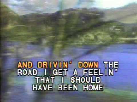 John Denver - Take me home country roads {Karaoke Music Video}
