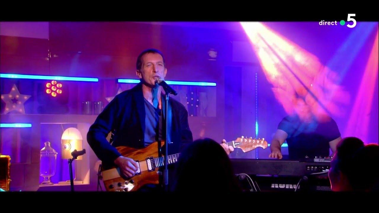 Miossec «Je suis devenu (live)» - C à Vous - 14/11/2018