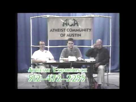 """Lost"" Atheist Experience #142 with Jeff Dee, Martin Wagner, and Don Rhoades"