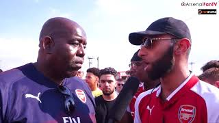 Boreham Wood 0-8 Arsenal | I'm Happy With Our Transfer Business! (Moh)