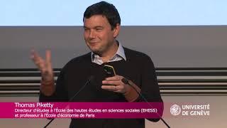 Capital & idéologie - Conférence de Thomas Piketty