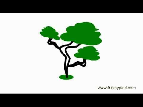 How to Make a Simple Tree Logo Design