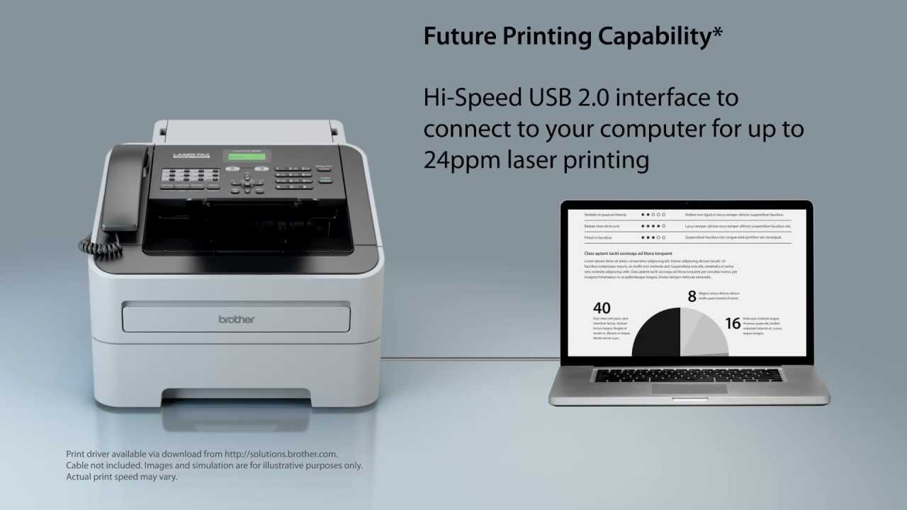 BROTHER FAX-2940 PRINTER UPDATE