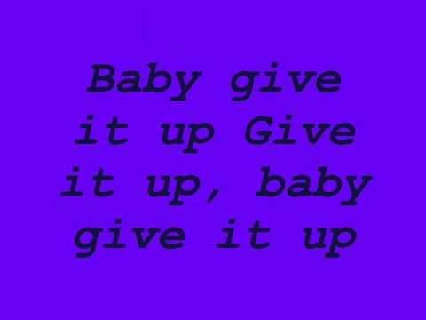 beFour - Give It Up Lyrics