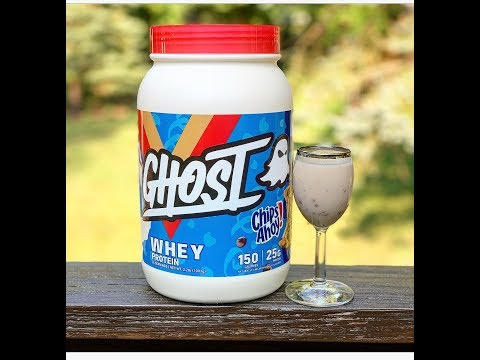 Ghost Whey Chips Ahoy Review