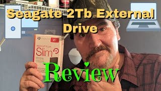 Seagate 2Tb External Drive Review