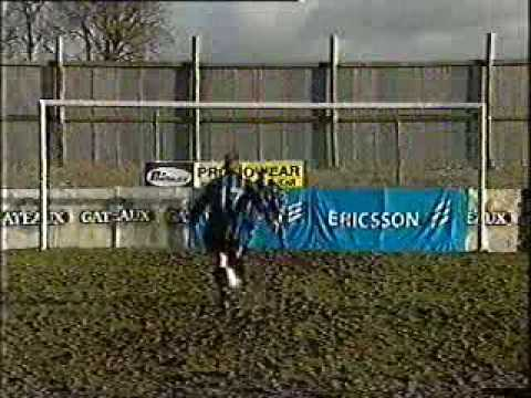 John Minnock Penalty - YouTube