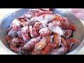 Frozen Crawfish Boil - How to cook Frozen Crawfish - PoorMansGourmet