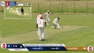 Match 2 - BR vs BRR   Highlights   ECN Czech Super Series Week 4   European Cricket Series 2020 ECN - European Cricket Network