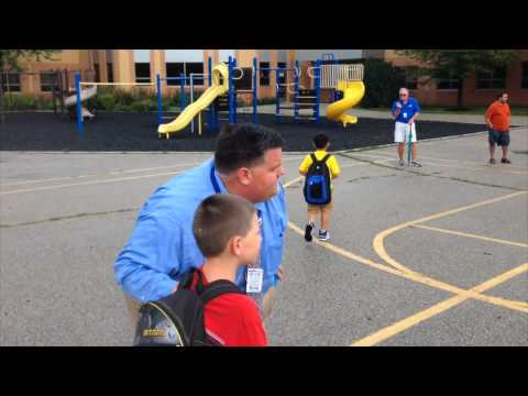 First Day of School | Riverside Central Elementary School