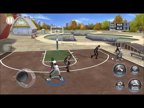 NBA 2k18 mobile alley oop gameplay IOS