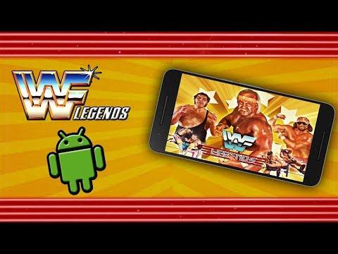 WWF No Mercy: Legends 2.1 Mod Android - Tutorial De Instalación