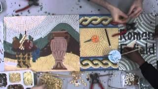 Roman Mosaic Making