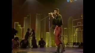 Chico DeBarge - Talk To Me [+ Interview] Soul Train 1987