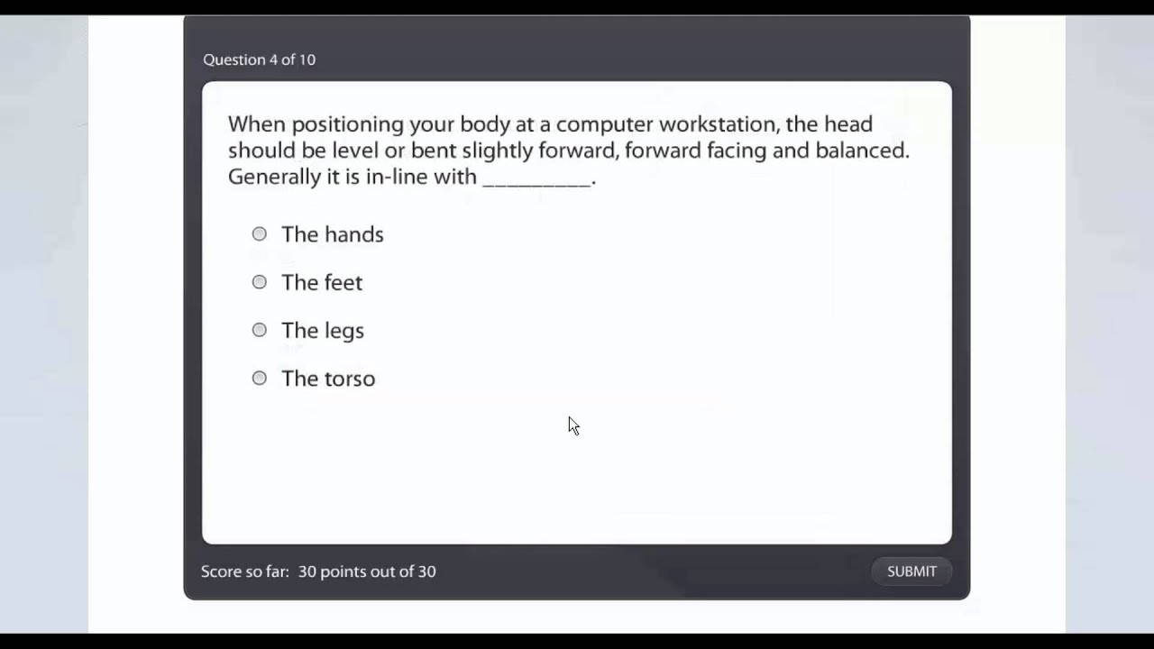 OSHA Safety 10 Hour Training Practice Test - YouTube