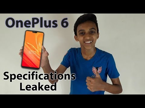 OnePlus 6 Leaked Specifications | Can it be a Flagship Killer? | Tech MS