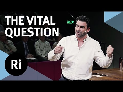 Why is Life the Way it Is? with Nick Lane Mp3