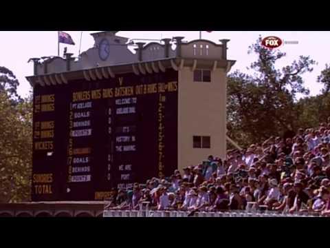 AFL360: Adelaide Oval Montage