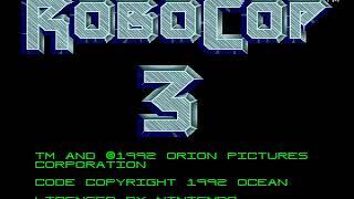 RoboCop 3 OST (Super Nintendo) - Track 01/05 - Title Theme