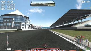 Toca Race Driver 3 PC Gameplay - ISTANBUL DTM - Online Racing