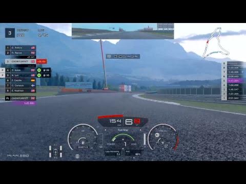 Gran Turismo Sport Hard AI, Arcade Race