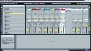 Создание ремиксов(Бутлегов) в Ableton Live (Армен Абачян)