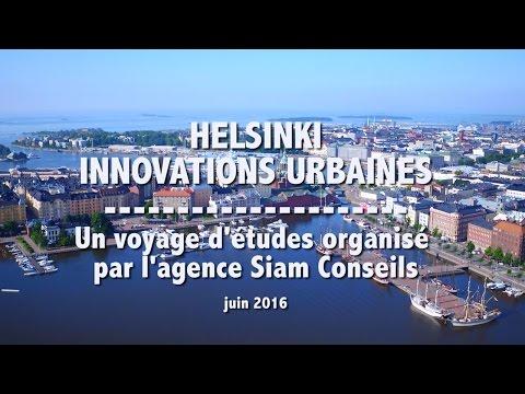Helsinki : Innovations Urbaines