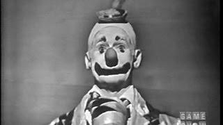 To Tell the Truth - Spy expert; Circus clown; PANEL: Dick Van Dyke, Bob Considine (Jan 22, 1957)