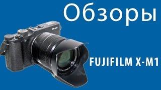 сравнение  FUJIFILM X-M1 и Canon EOS 70D