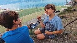 Ausflugsempfehlung - Wandern in Tremosine, Gardasee, ein Traumweg über Campione zur Schauderterrasse