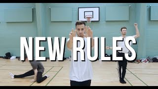 New Rules - Dua Lipa | Brian Friedman Choreography | Copenhagen Dance Space
