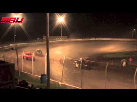 IMCA Modified A Main at Raceway Park on August 25th