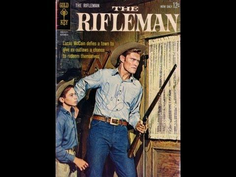 el hombre del rifle      la colina peligrosa