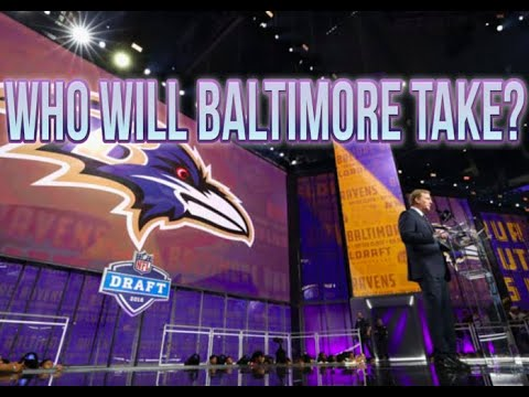The Baltimore Ravens NFL Draft Guide: Who Should They Take At 27?