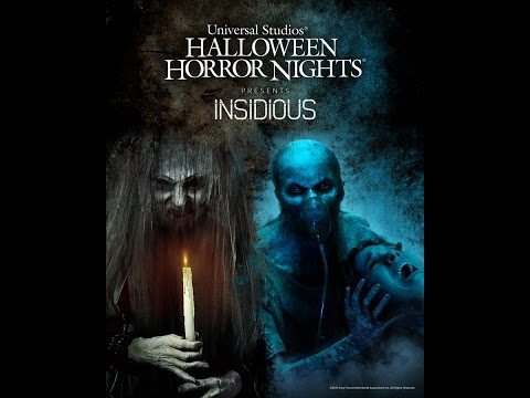 Insidious is Coming to Halloween Horror Nights(7-19-15)