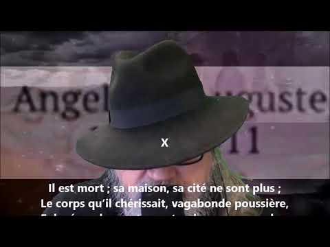 Les rêveries - Auguste Angellier lu par Yvon Jean