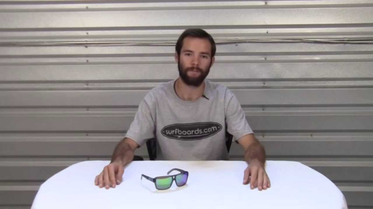 e98a221f075 Dragon The Jam Sunglasses Review at Surfboards.com - YouTube