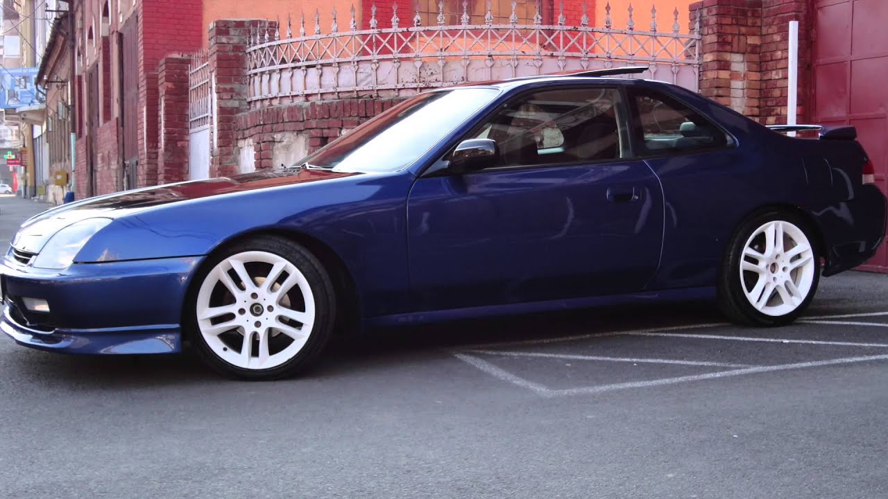 Honda Prelude 5th gen Build Up(Fox) - YouTube