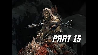 Middle-Earth Shadow of War Walkthrough Part 15 - Gorgoroth (Let's Play Commentary)