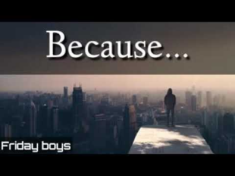 Boy feelings in alone and lonely whatsapp status video